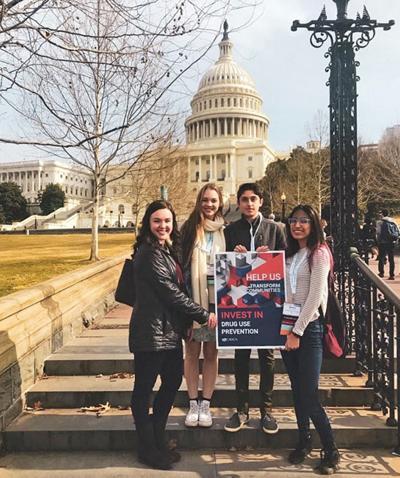 At the U.S. Capitol