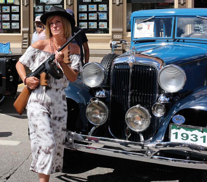 1931 Chrysler Imperial limo