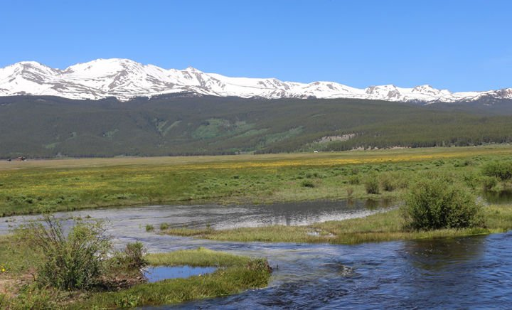 Halfmoon Creek