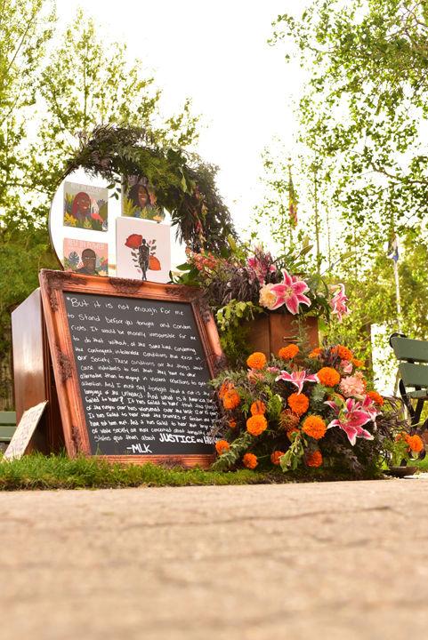 Memorial shrine