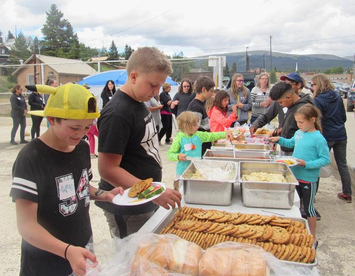 Rockies Rock end-of-summer BBQ
