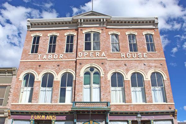 Front-facing facade