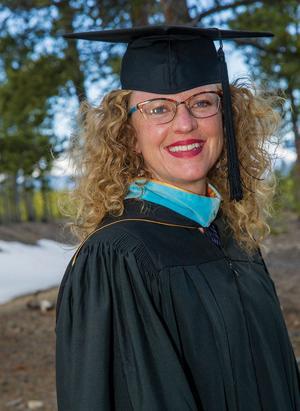 Kelli McCall, Associate Professor of Developmental Education at Colorado Mountain College Leadville