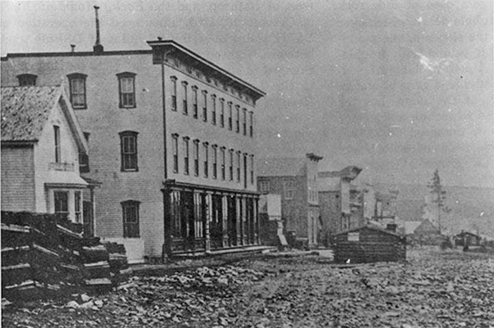 Clarendon Hotel 1879