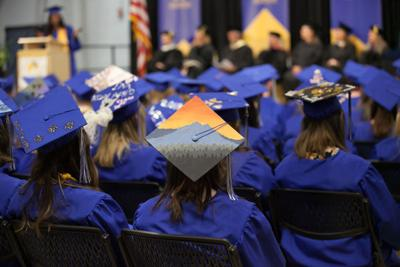 In-person commencement ceremonies