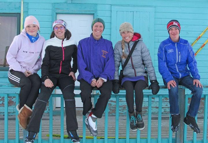 Lake County High School skimeisters