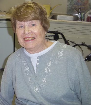 """Mabel """"Betty"""" Fortier"""