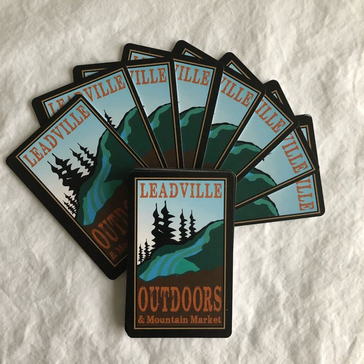 Leadville Outdoors' gift cards