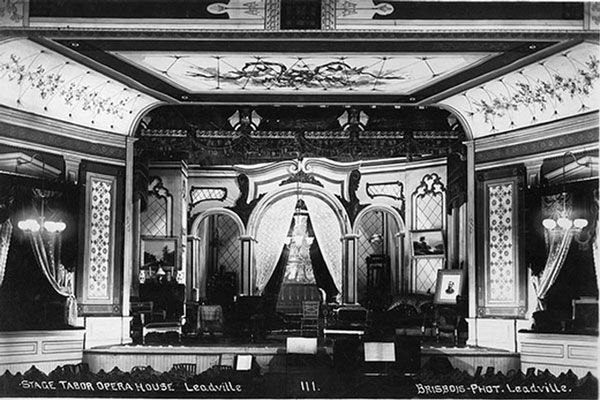 Lavish interior