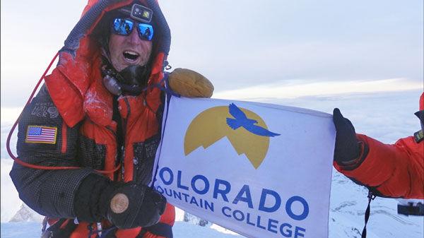 CMC on Mount Everest