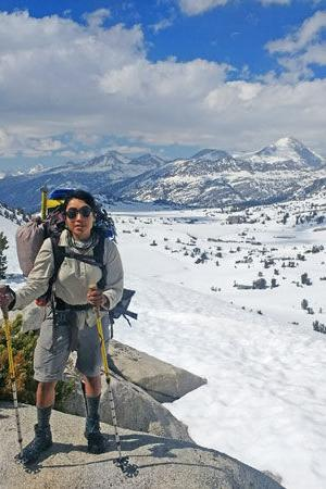 Thru-hikers speak on equity in the outdoors