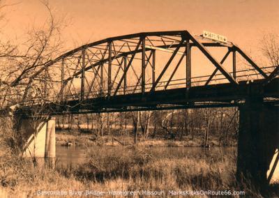 Gasconade River Bridge 2019