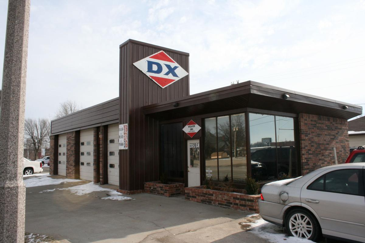 renovated gas station showcases original dx brand yesterday s 66 lebanonroute66 com renovated gas station showcases