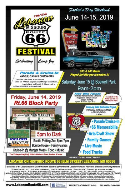 2019 festival flyer