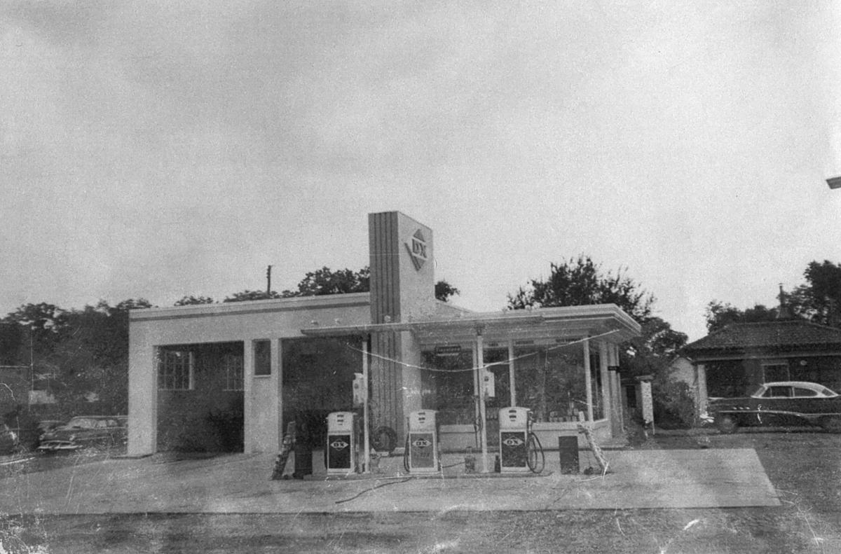 Wood's DX Station 1960s.jpg