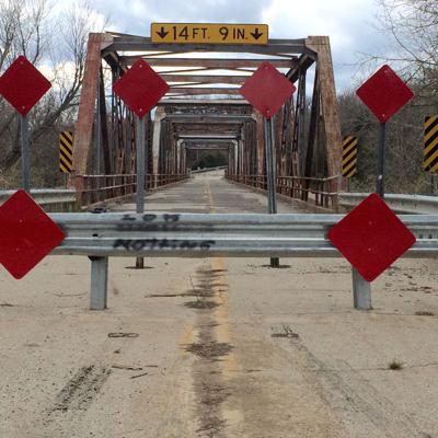 East side Gasconade River Bridge