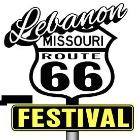 Lebanon Route 66 Festival logo