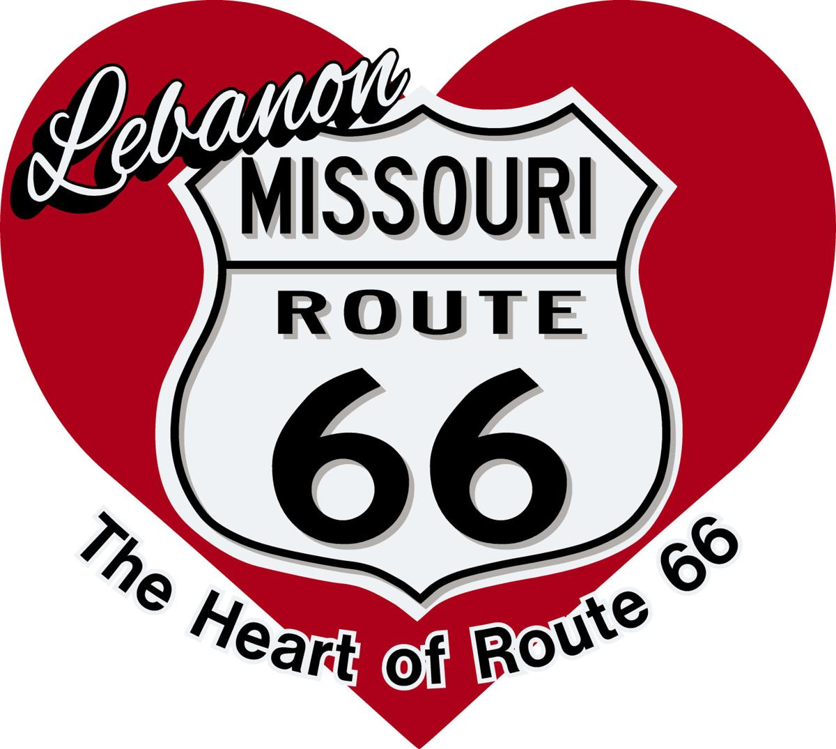 Heart of Route 66 logo