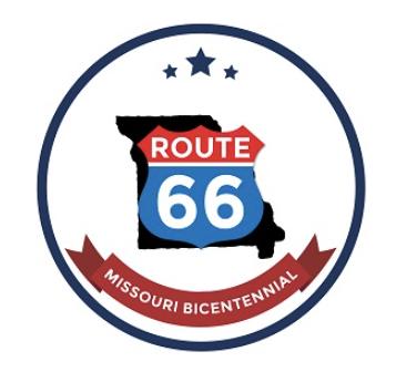 Route 66 Mo Bicentennial logo.png