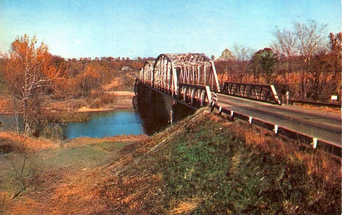 Gasconade River Bridge, built 1922-24