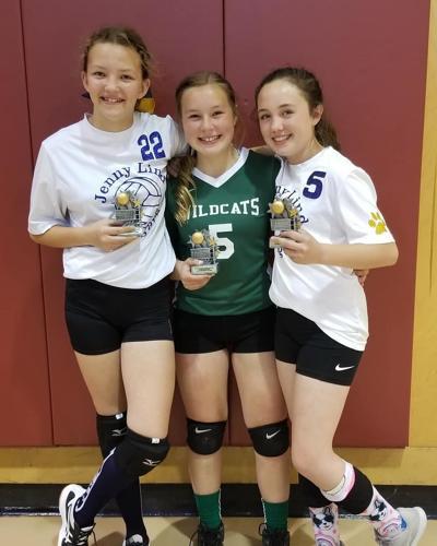 AMA Girls Volleyball
