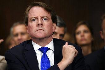 Trump Impeachment McGahn Subpoena