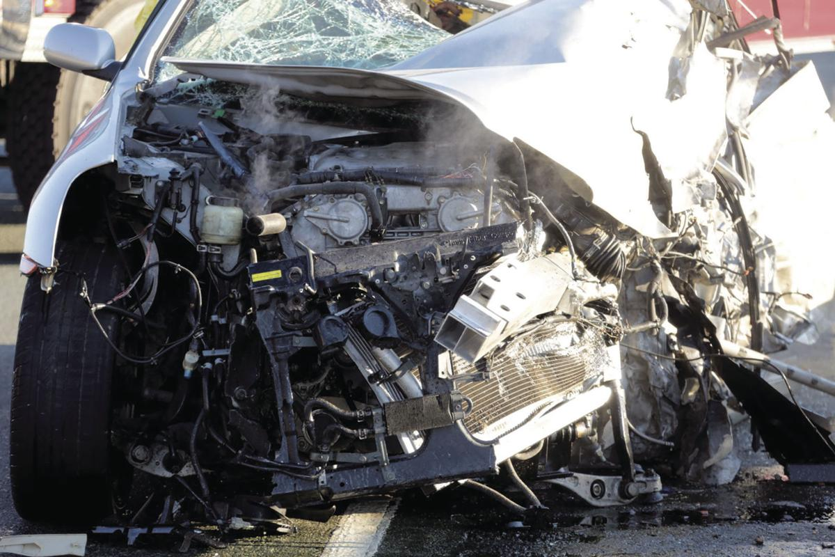 Another Fatal Wreck in Amador   News   ledger news