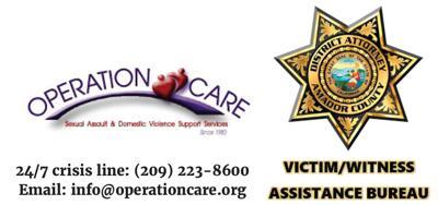 Op Care & Victim Witness