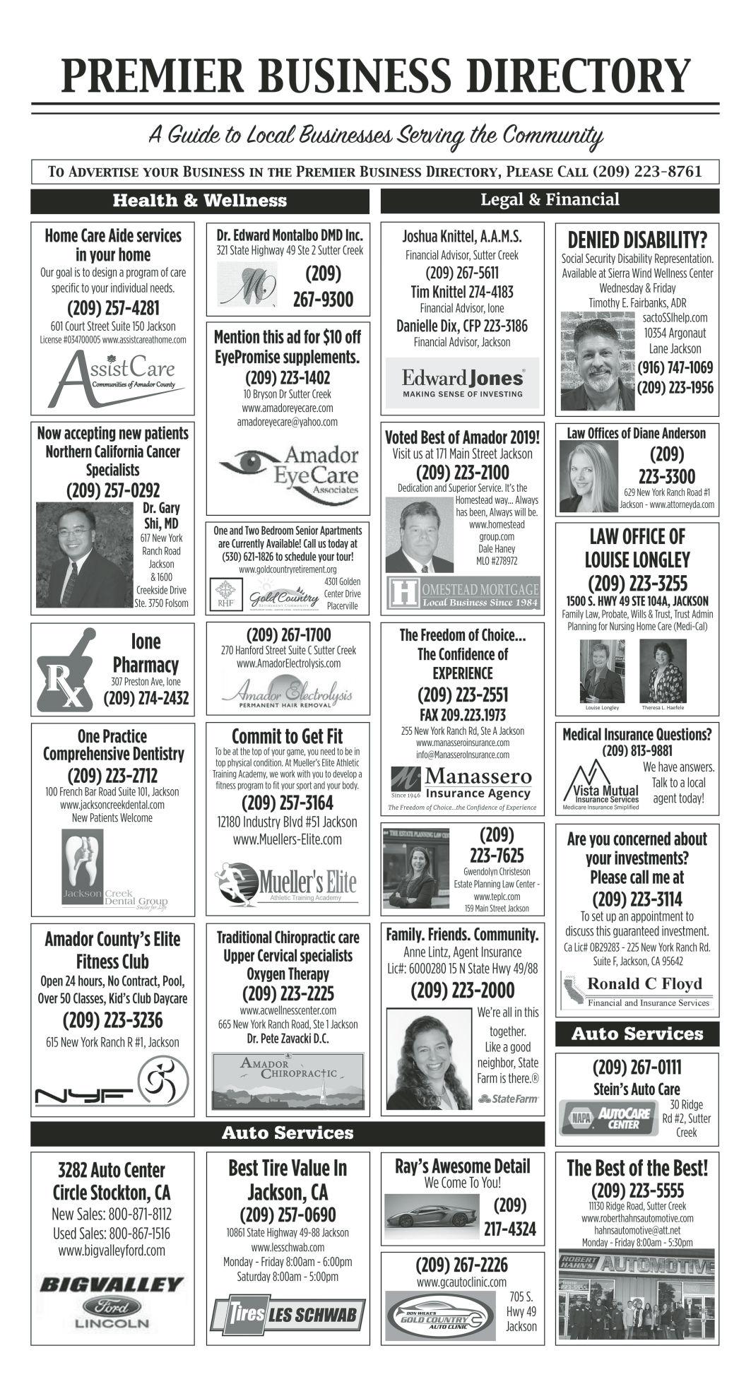Premier Directory 3