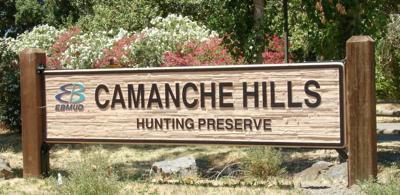 Camanche Hills Hunting Preserve