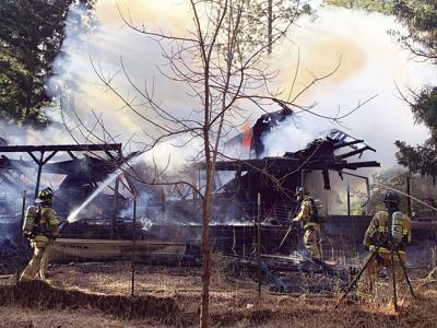 Buckhorn Fire