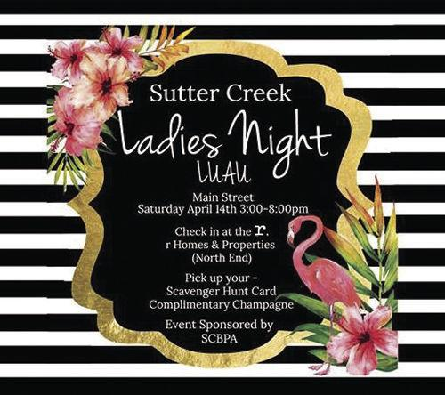 Attention Ladies: It's Your Night!—New & Improved Sutter