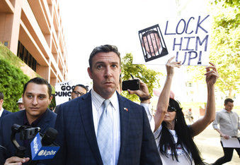 California Congressman Corruption Indictment