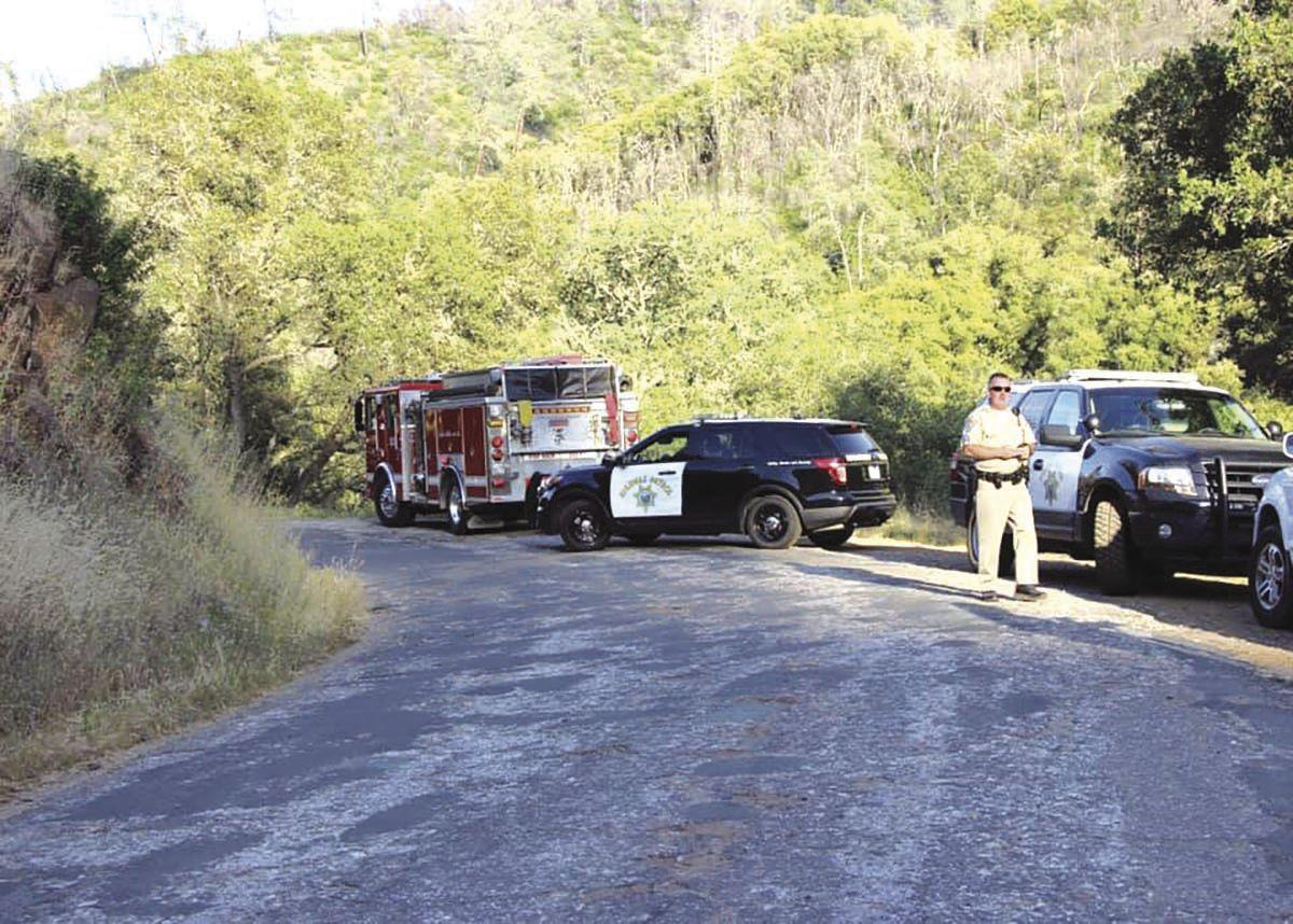 Rollover Accident on Electra Road | Local News | ledger news