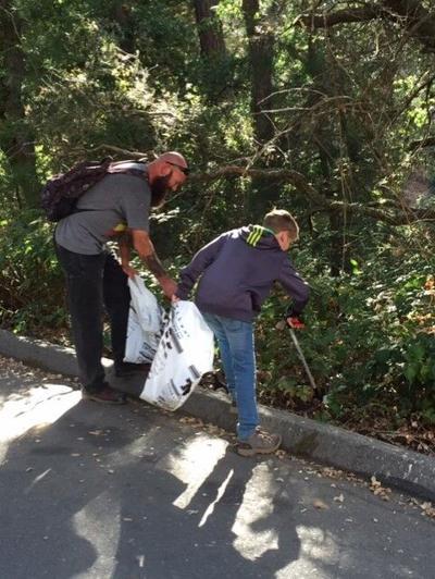 Mokelumne River Clean Up