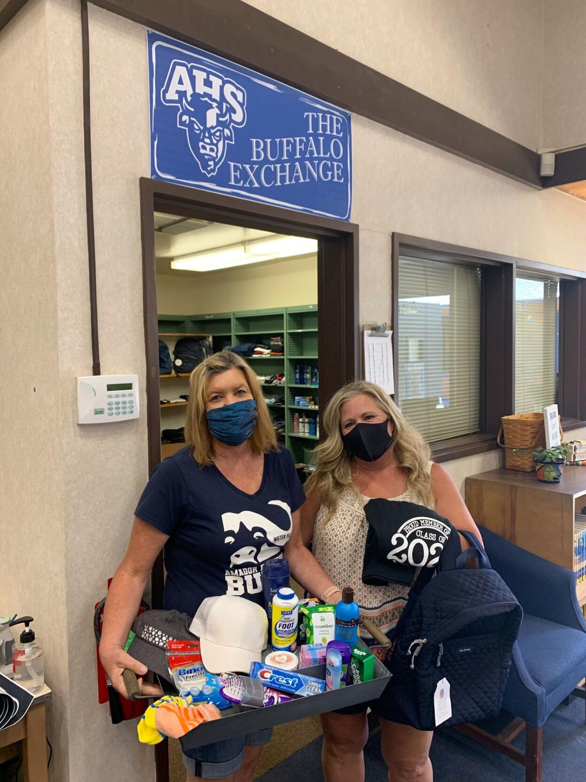 Hometown Heroes: AHS Library Lends a Hand