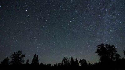 California Stargazing in October
