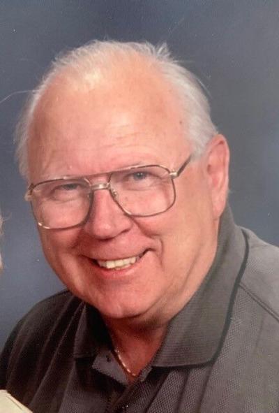 """Richard """"Dick"""" Earle Brown"""