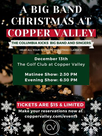 Big Band at Copper Valley