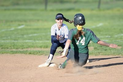 Allyson Slusser makes the tag at second base for the out DSC_0705.jpg