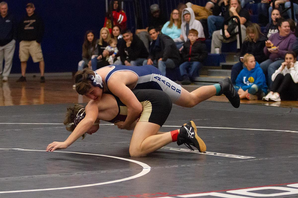 Amador wrestling