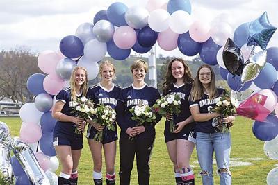 Amador girls soccer