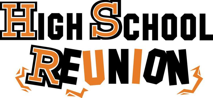 Image result for 45th high school class reunion clipart