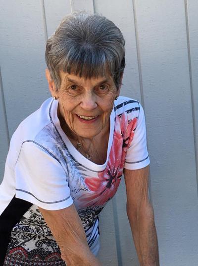 Joyce Arlene Cain (Dutton)