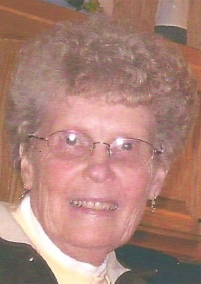 Betty Joanne (Cranfill) Moroni