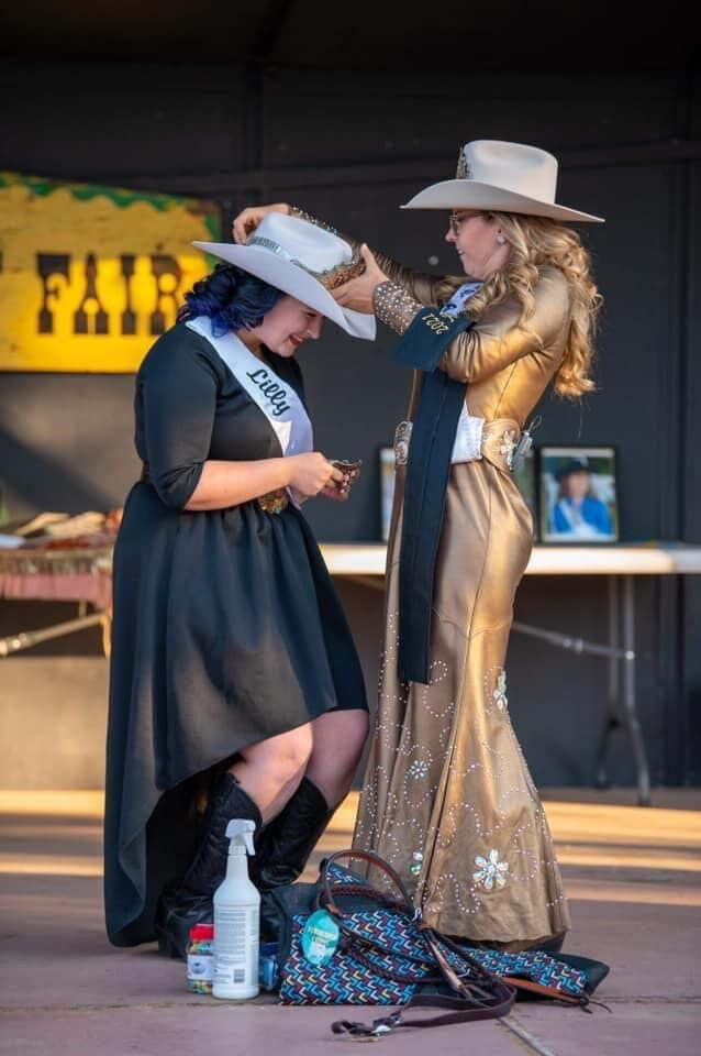 Amador County Fair: 2021 Rodeo Queen Crowned