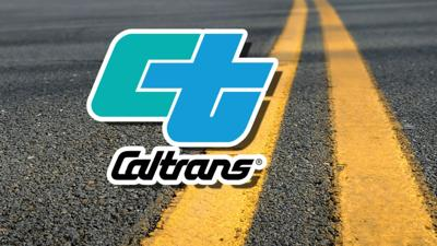 Caltrans Road Work