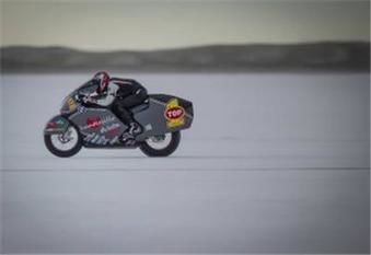 Hunter Sills Racing Earns Four World Records and One U.S. National Record at the AMA and FIM-Sanctioned Bonneville Motorcycle Speed Trials With Their BMW S 1000 RR Motorcycle