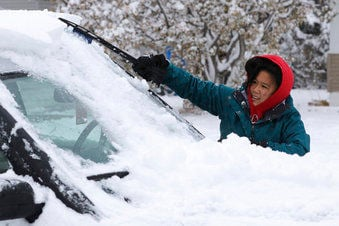 Winter Weather Travel Nebraska