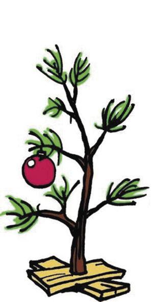 charlie brown christmas calendar ledger news rh ledger news charlie brown christmas clipart black and white charlie brown christmas tree free clipart